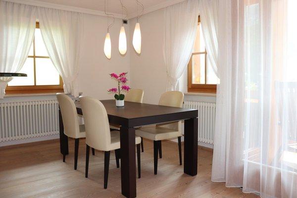 The living area Apartments Ciasa Cir