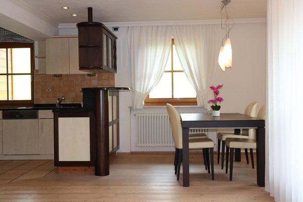Foto der Küche Ciasa Cir