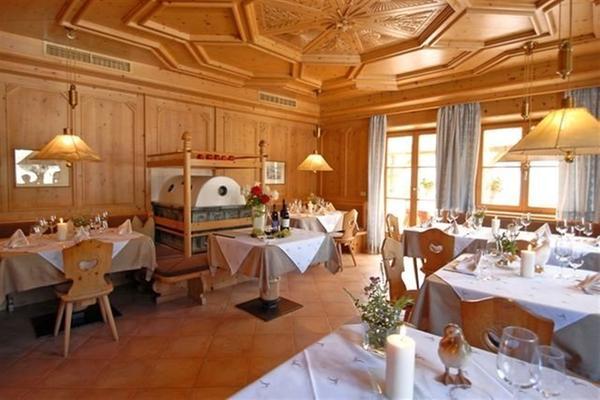 Il ristorante Bressanone AO