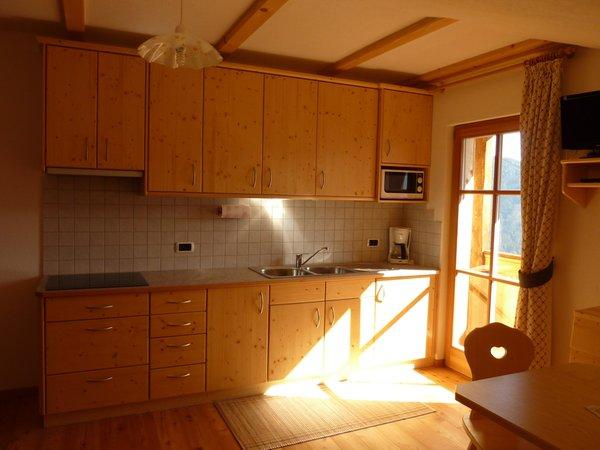Foto der Küche Kerschbaumhof