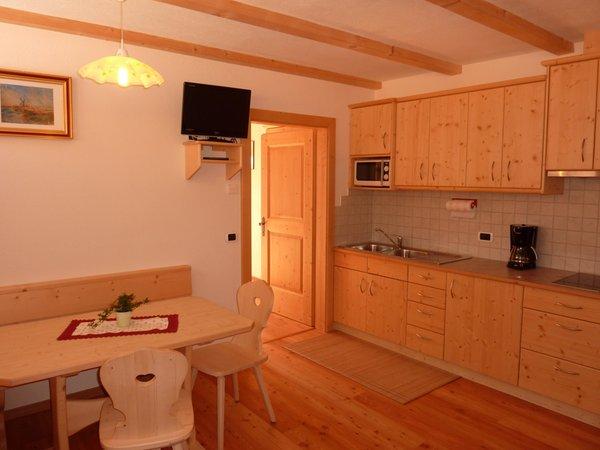 Foto della cucina Kerschbaumhof