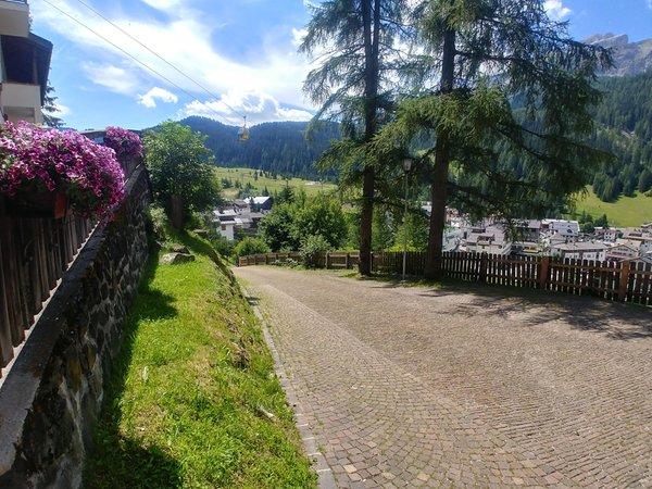 La posizione Residence Belavista Corvara