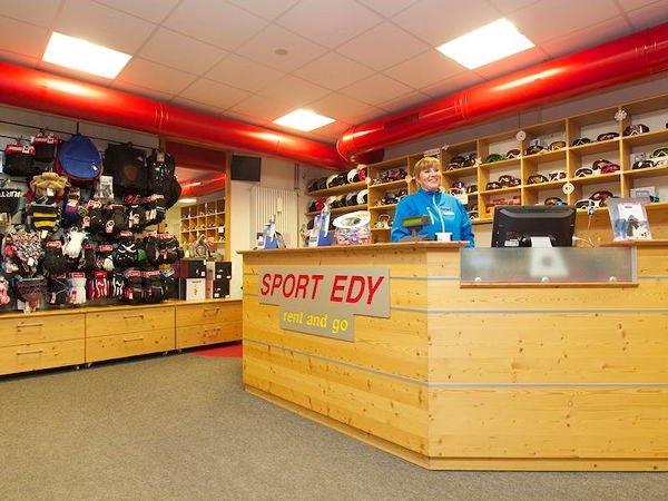 Foto di presentazione Sport Edy - Noleggio sci