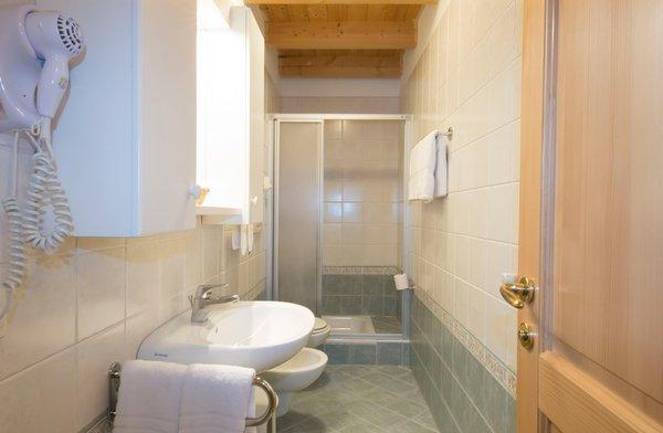 Foto del bagno Residence Elisa