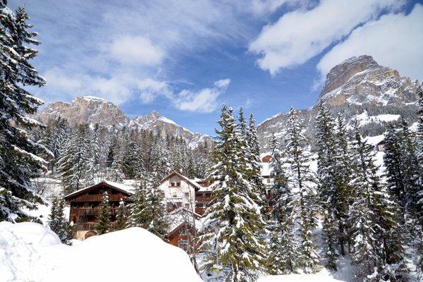 Foto invernale di presentazione Elisa - Residence 2 stelle