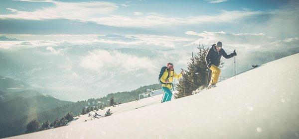 Winter presentation photo Tourist board Bressanone