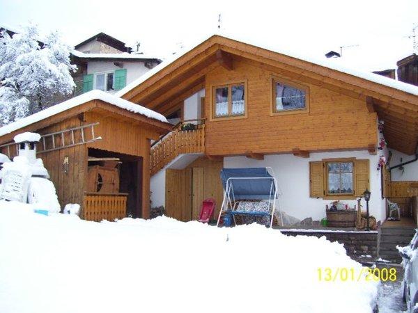 Winter presentation photo Apartment Boschetto Franco