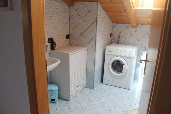 Foto del bagno Appartamento Boschetto Franco