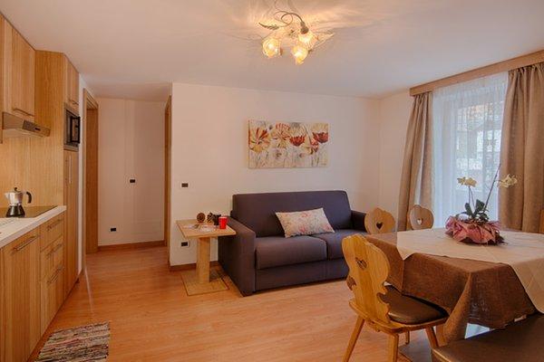 The living room Europa - Residence 3 stars