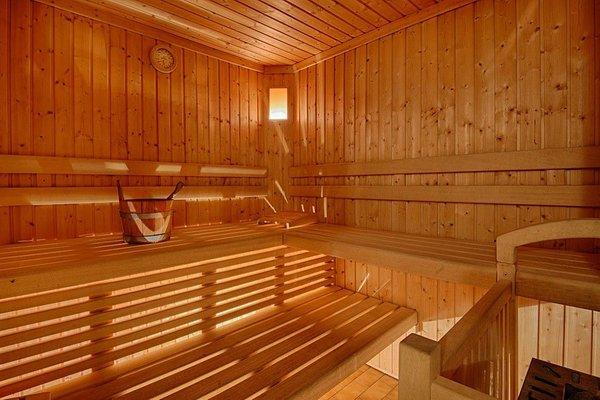 Photo of the sauna Colfosco