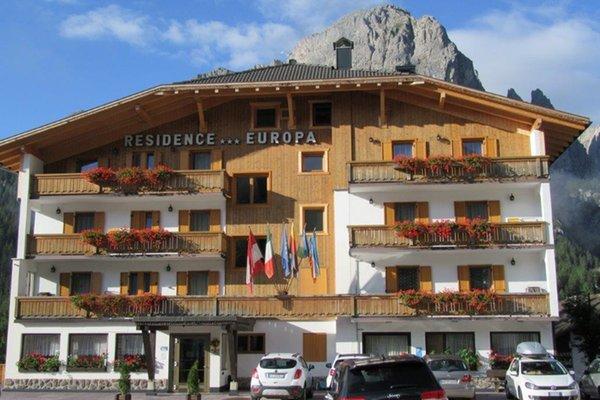 Foto estiva di presentazione Europa - Residence 3 stelle