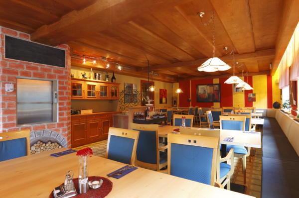 Das Restaurant Luttach Edelweiss