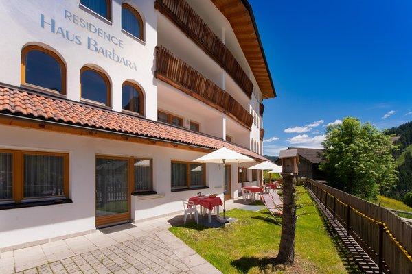 Foto esterno in estate Haus Barbara
