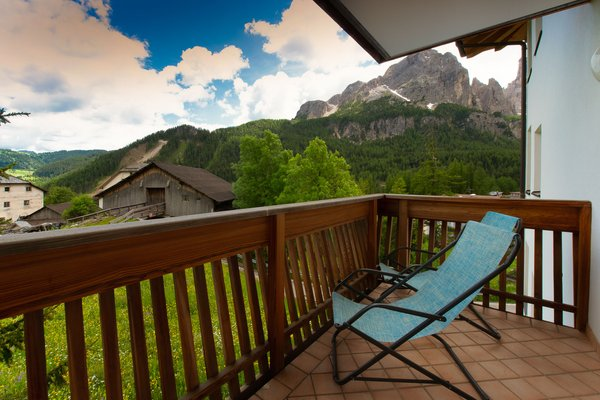 Foto del balcone Haus Barbara
