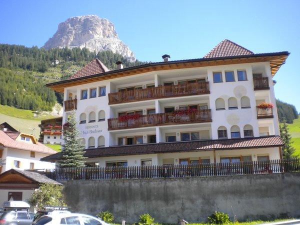 Foto estiva di presentazione Residence Haus Barbara