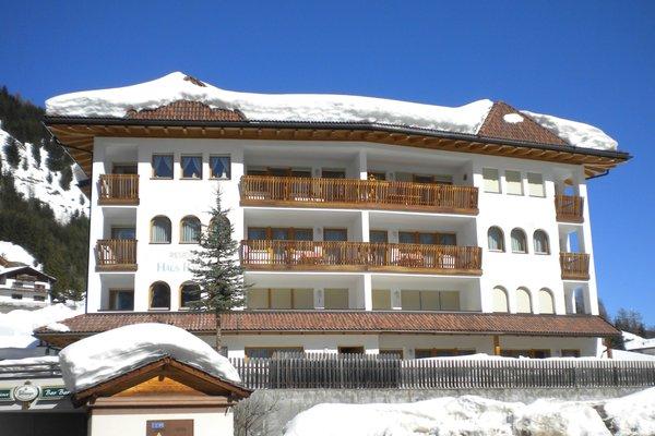 Foto invernale di presentazione Residence Haus Barbara