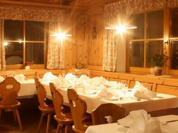 Il ristorante San Vigilio La Para