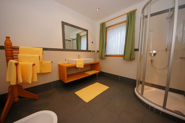 Foto del bagno Bed & Breakfast La Para