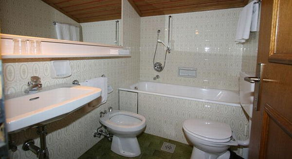 Foto del bagno Residence Sidonia