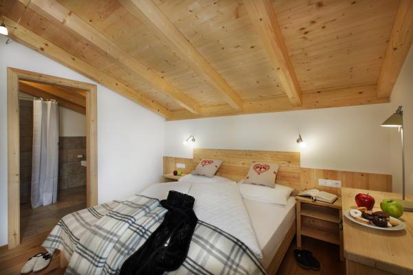 Foto della camera Appartamenti Chalet La Flu