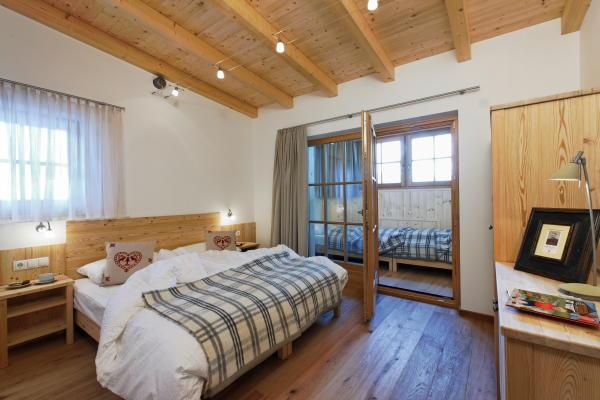 Foto vom Zimmer Ferienwohnungen Chalet La Flu