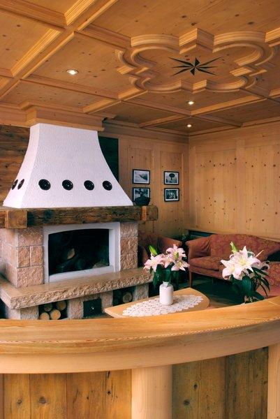 Le parti comuni Hotel Alpino