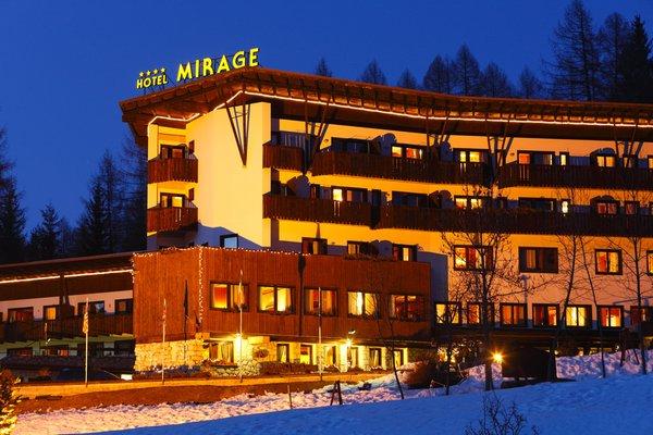 Foto esterno in inverno Mirage