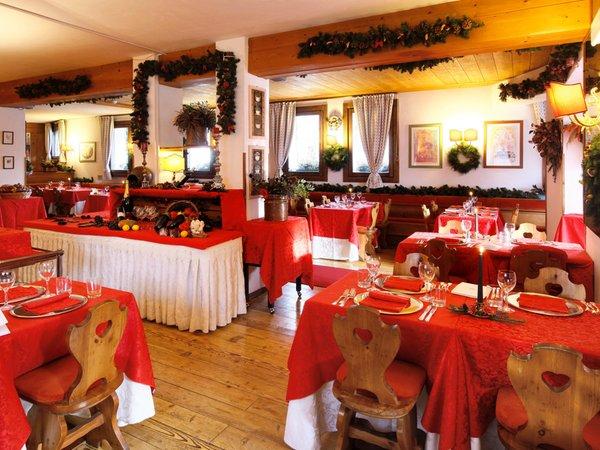 Il ristorante Cortina d'Ampezzo Mirage