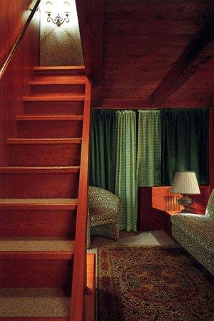 La zona giorno Mirage - Hotel 4 stelle