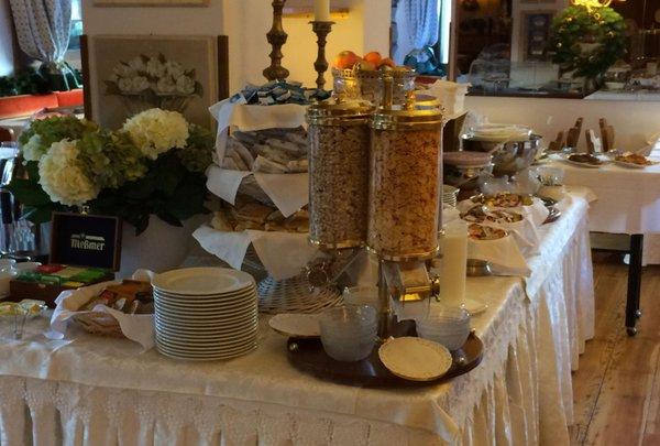 La colazione Mirage - Hotel 4 stelle