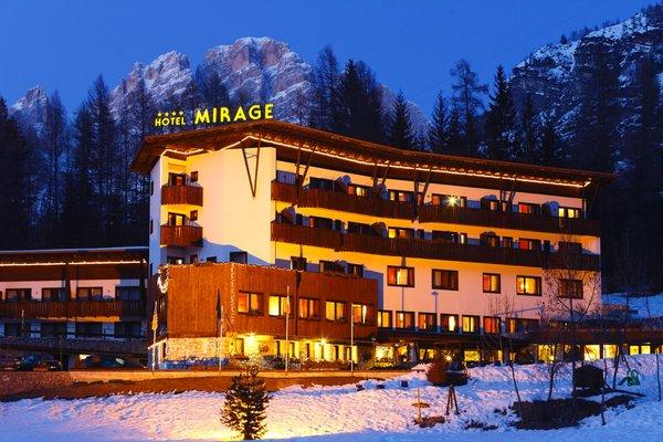 Foto invernale di presentazione Mirage - Hotel 4 stelle