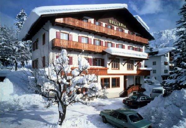 Winter Präsentationsbild Hotel Bellaria