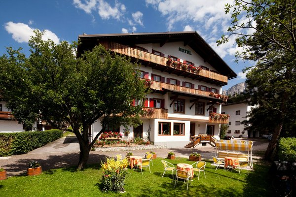 Sommer Präsentationsbild Hotel Bellaria