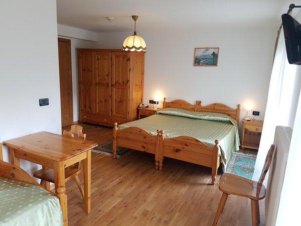 Foto vom Zimmer Hotel Des Alpes
