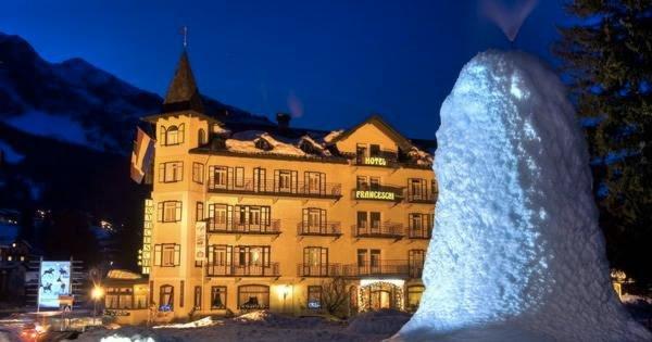 Hotel Franceschi Park - Cortina D U0026 39 Ampezzo