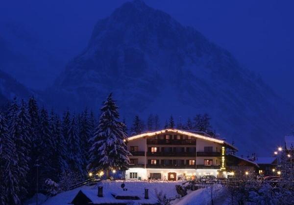Foto invernale di presentazione Nord - Hotel 3 stelle