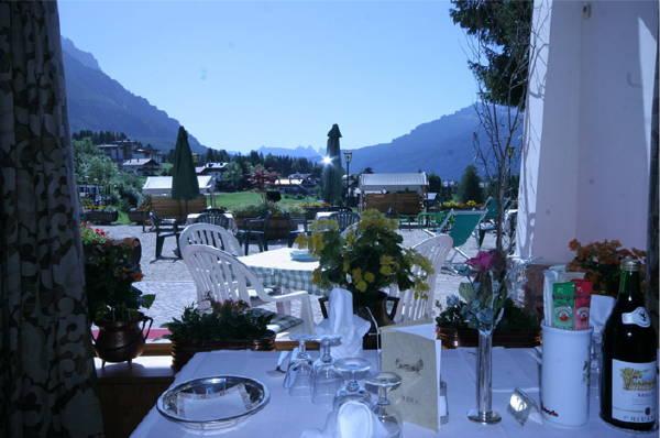 Il ristorante Cortina d'Ampezzo Nord
