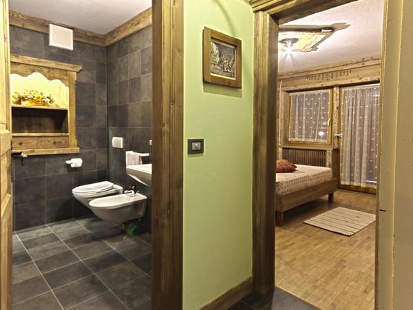Foto del bagno Hotel Nord