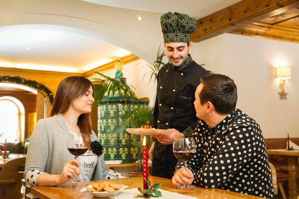 Il ristorante Cortina d'Ampezzo Pontechiesa