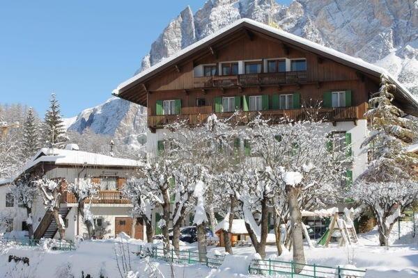 Foto invernale di presentazione Pontechiesa - Hotel 3 stelle