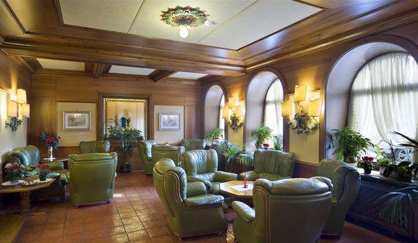 Die Gemeinschaftsräume Hotel Pontechiesa