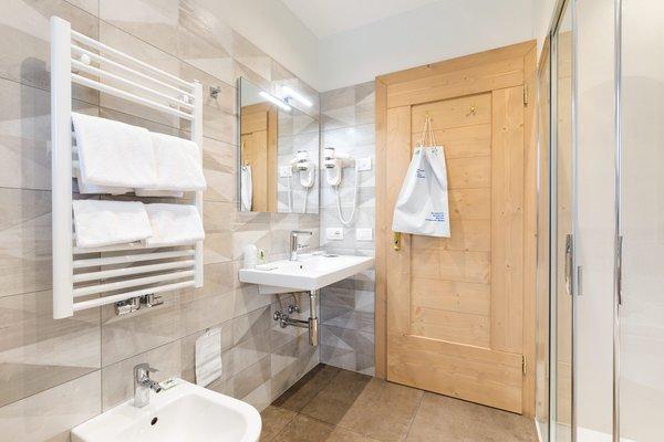Foto del bagno Hotel Pontechiesa