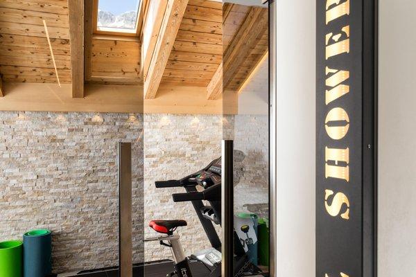 Foto della zona fitness Hotel Pontechiesa