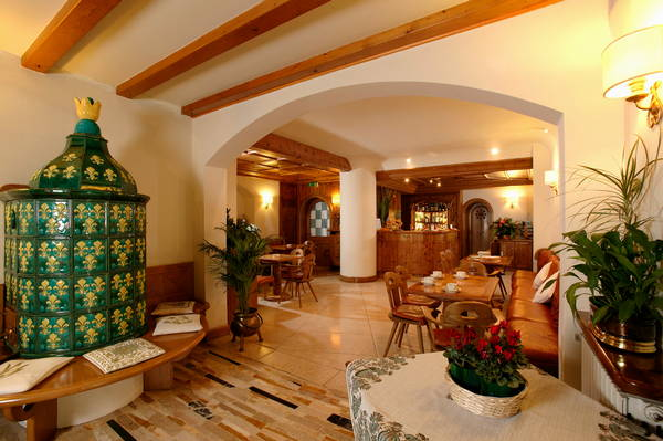 The common areas Hotel Pontechiesa