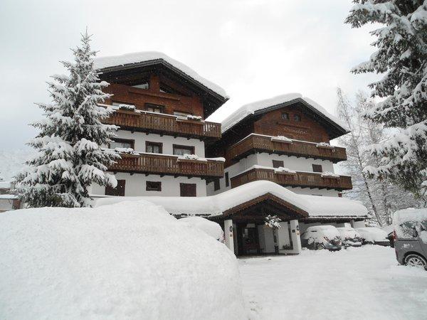 Foto invernale di presentazione Principe - Hotel 3 stelle