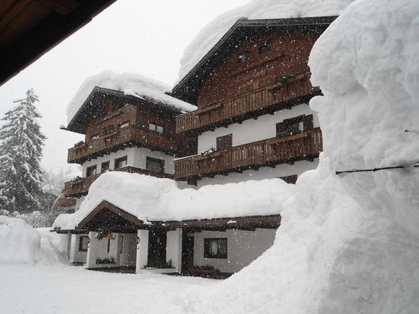 Foto esterno in inverno Principe