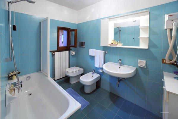 Foto del bagno Hotel Principe