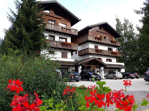 Foto estiva di presentazione Principe - Hotel 3 stelle