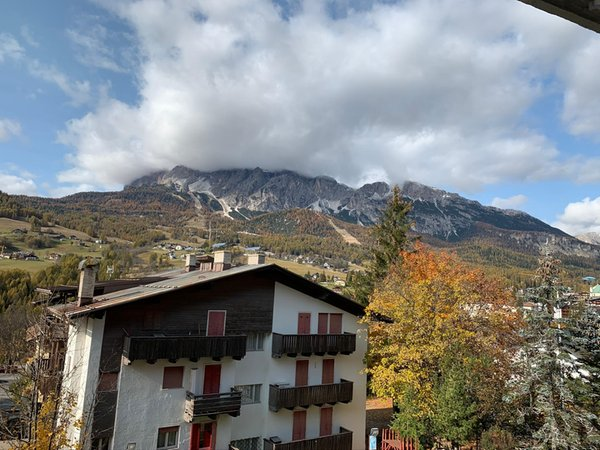 Position Hotel Serena Cortina Cortina d'Ampezzo
