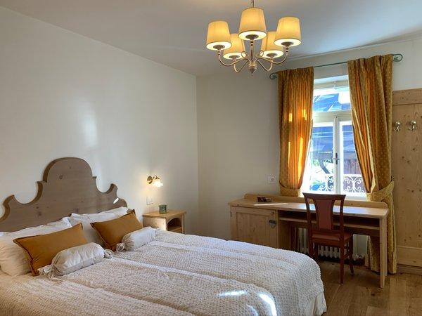 Foto vom Zimmer Hotel Serena Cortina